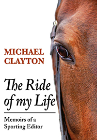 Ride of my life book cover