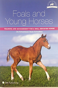 Foals and young hroses book cover