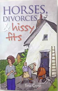 Horses and divorces book cover