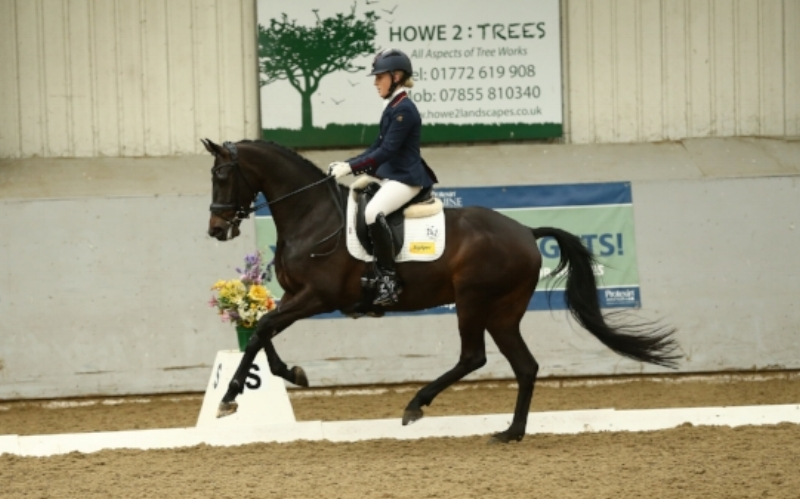 Mount St John Top Secret recorded the highest score of the day at Myerscough
