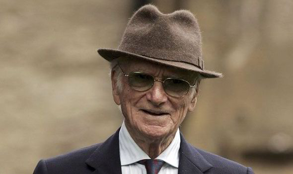 Sir Peter O-Sullevan was actively involved in charity work after he retired from racing commentary