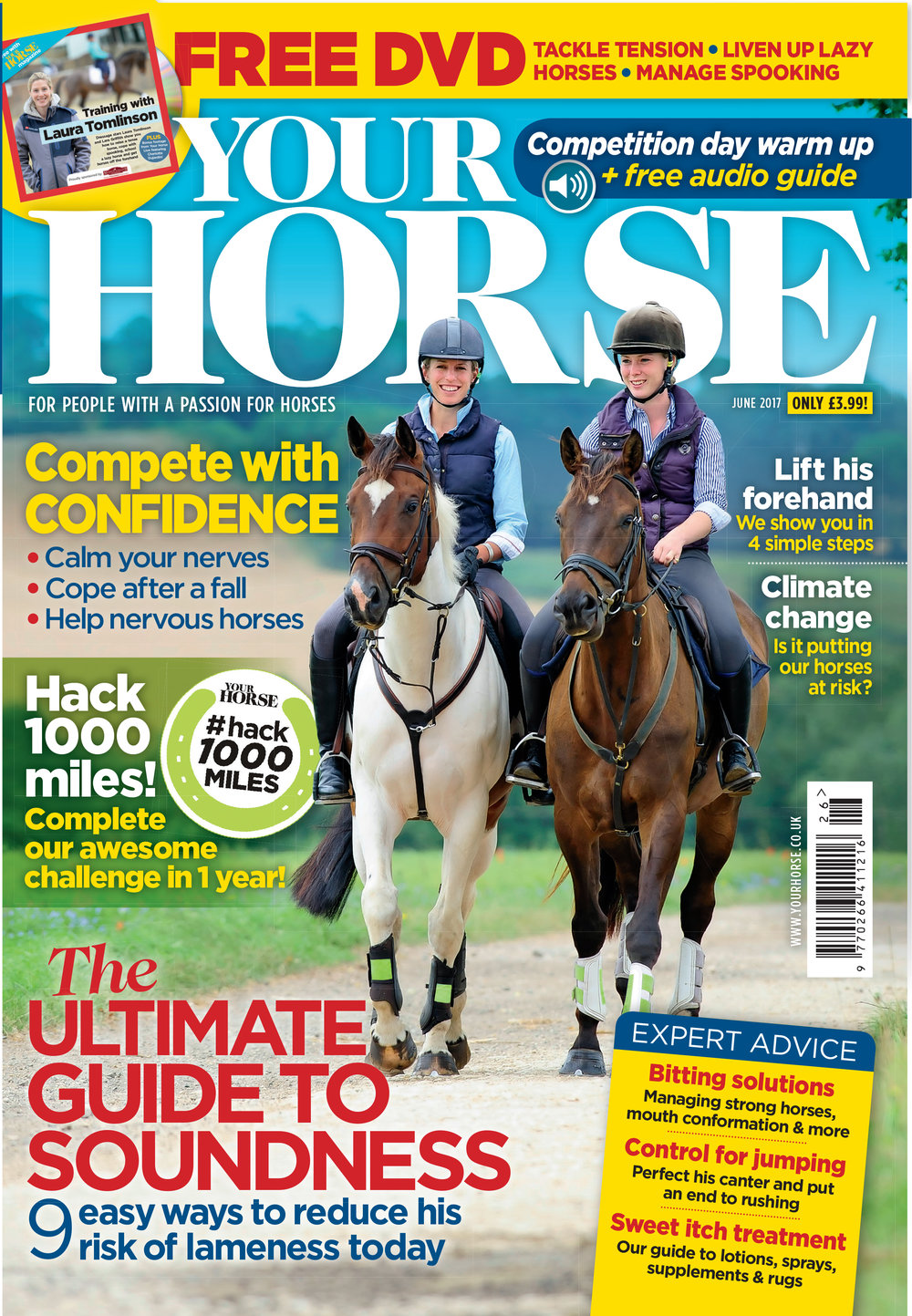 Your Horse June issue