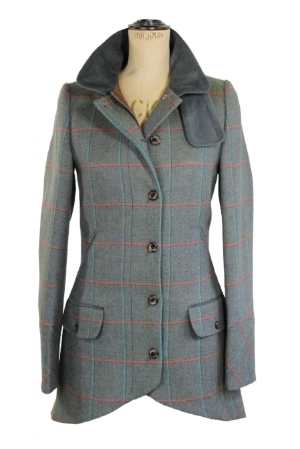 Catherine jacket in Harmony tweed