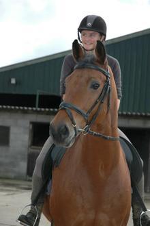 Me and my horse, Ru