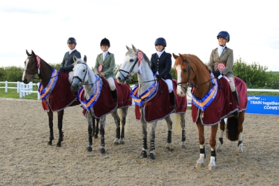 Saffron Walden & District Riding Club took the Senior Intermediate show jumping title