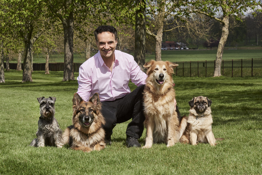 DogFest is hosted by the Supervet, Noel Fitzpatrick