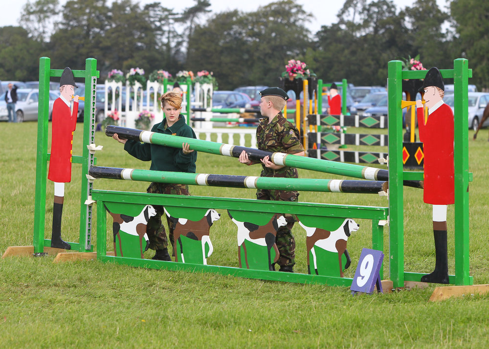 British Eventing hopes to get more young people involved in the sport Photo: Fiona Scott Maxwell