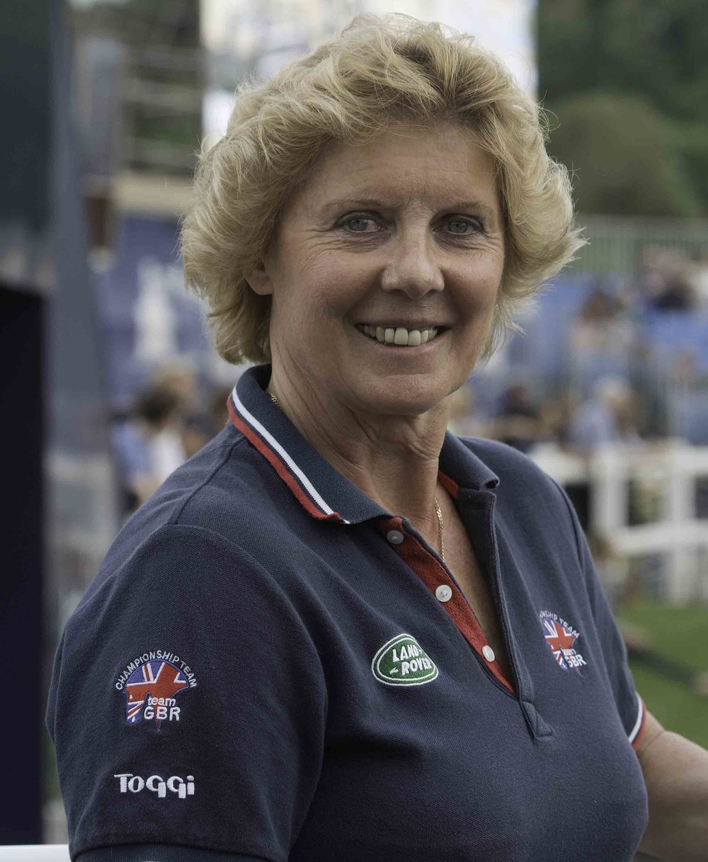 Supplied by British Showjumping