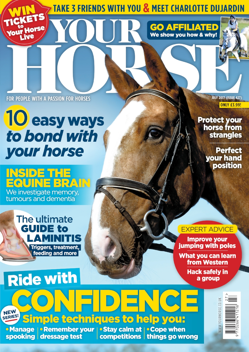 YOUR HORSE JULY ISSUE