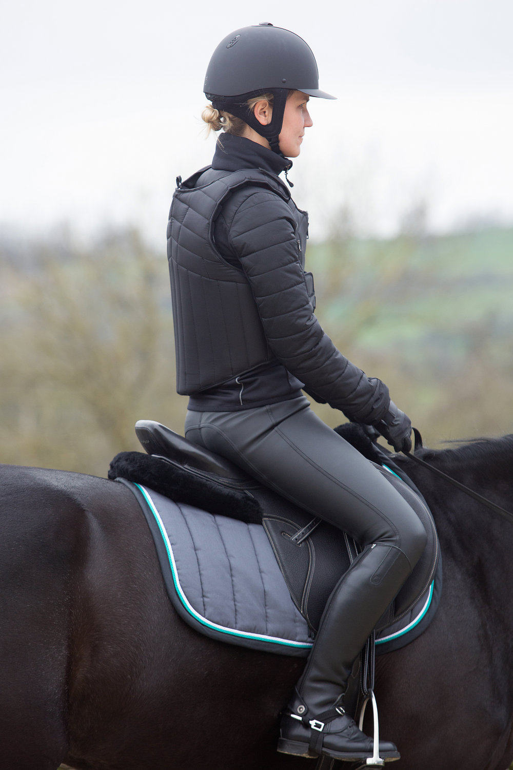 Kipwarm Womens Waterproof and breathable breeches