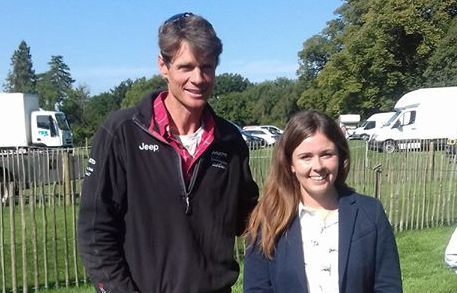 Your Horse Amy chatted to William Fox-Pitt after the Musto Mare experience