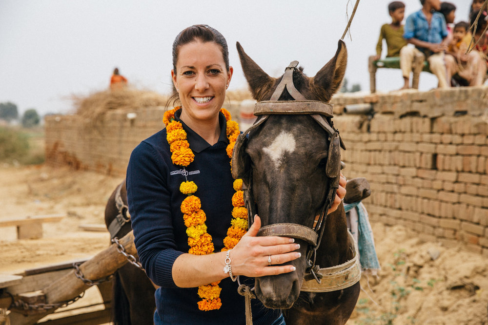 Charlotte in India.jpg