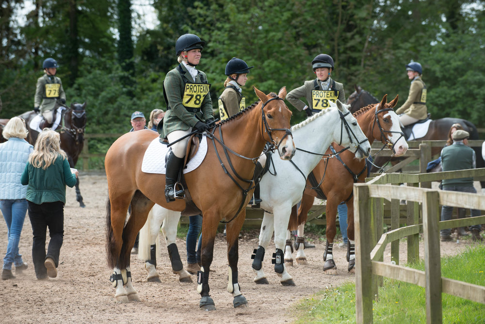 Bicton has a busy events diary and welcomes riders from far and wide