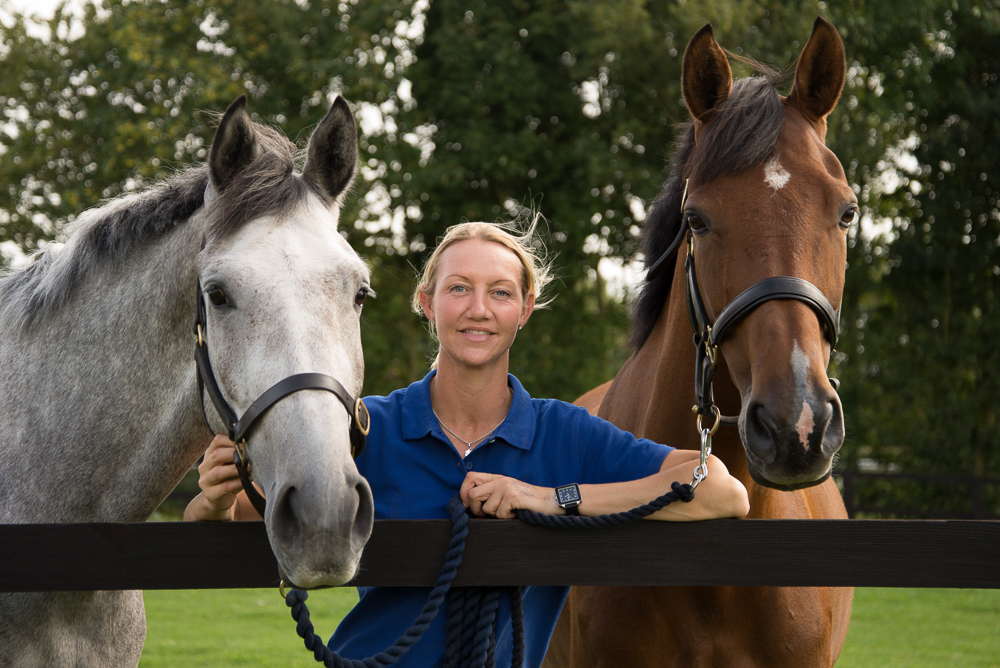 Olympic medallist Sharon Hunt will be on the Heiniger stand at 'Your Horse Live' on Saturday 11th November.jpg