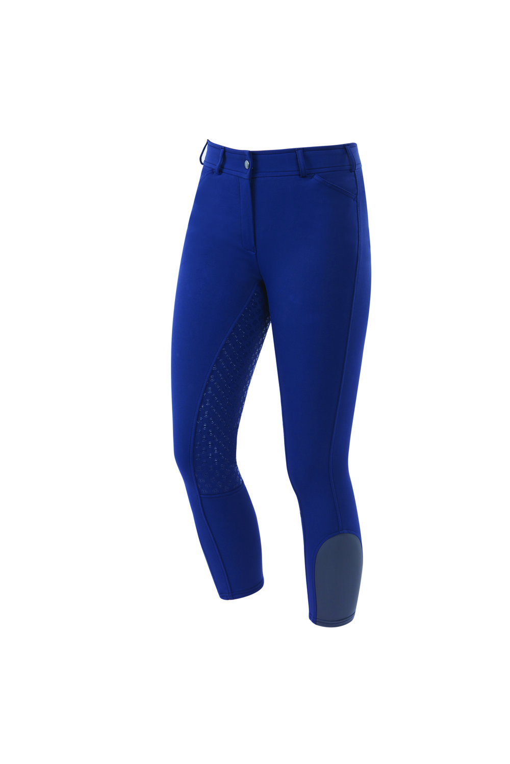 The Elite Gel Breeches have an air-panel cuff for a close fit