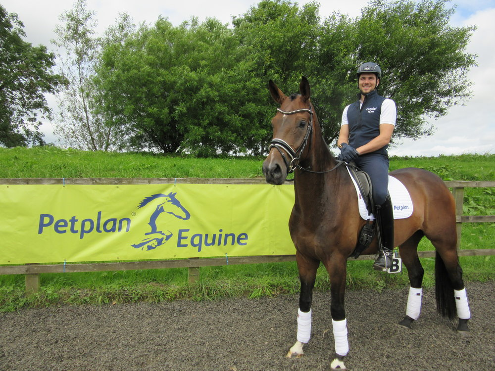 Dressage rider and trainer Charlie Hutton gives you hints and tips to help you improve your test riding