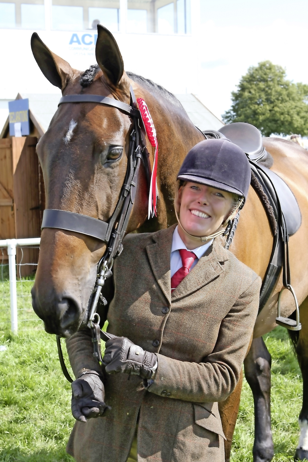 Showing Star Katie Jerram-Hunnable will put 12 special ponies through their paces