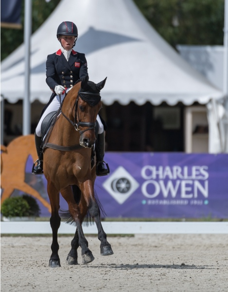 Learn the training secrets of the eventing World Champion Ros Canter