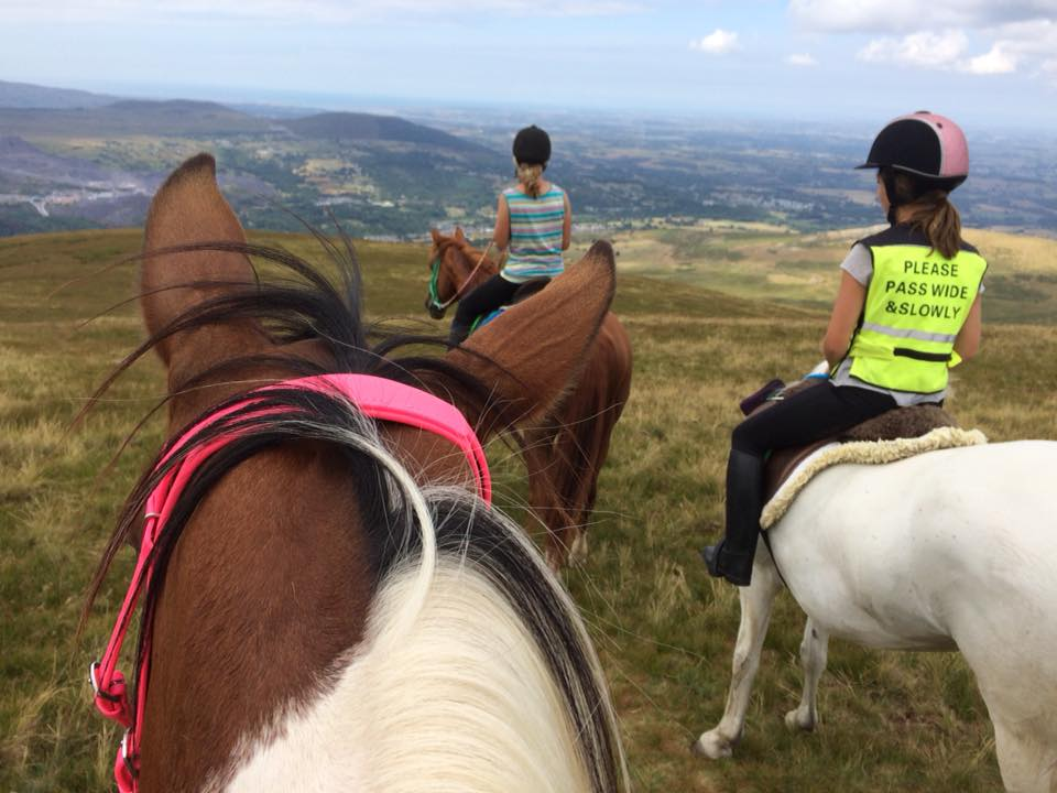 """Denise Meldrum – """"I love finding routes in different areas. These hills are about an hour away from where we live, but the views are fab."""""""