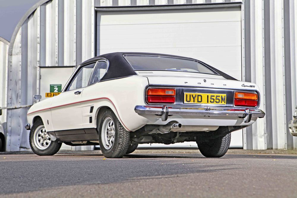 The two brothers who have owned more than 70 Capris between them tell us of their latest projects - a pair of Capri 1600GTs.