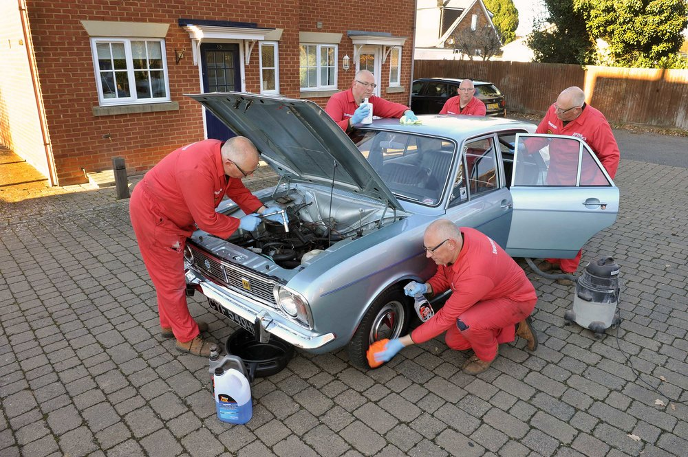 We tell you how to turn your scruffy but usable project into a top class classic in the March issue of Practical Classics.