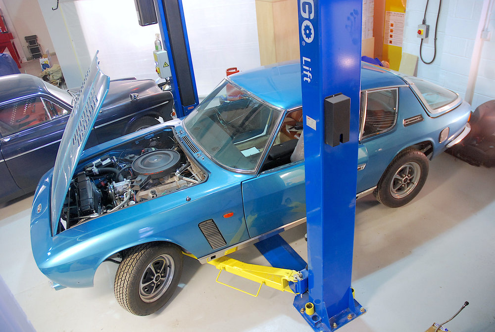 More strife for Danny Hopkins as his Jensen refuses to play ball again. Read about this challenging restoration in the latest issue of Practical Classics.