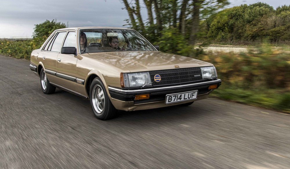 'How many rivals had electric windows, sunroof, aerial and mirrors back then? The gimmickry won me over,' says Mel Jardine. 'My dad and I went everywhere in our Datsun Laurel, but by 1993 he'd replaced it with a Ford Sierra…and we fell out for a few days!' Her dad passed away in 2014 and that was a catalyst to embark on reliving old memories. But, says Mel: 'The thing that really started the ball rolling was discovering the North East Restoration Club in Washington, Tyne and Wear. They've got properly-equipped workshop bays, and once you've paid the annual membership, you can book a car in and do the work with access to all the shared equipment.' That's where the story began……