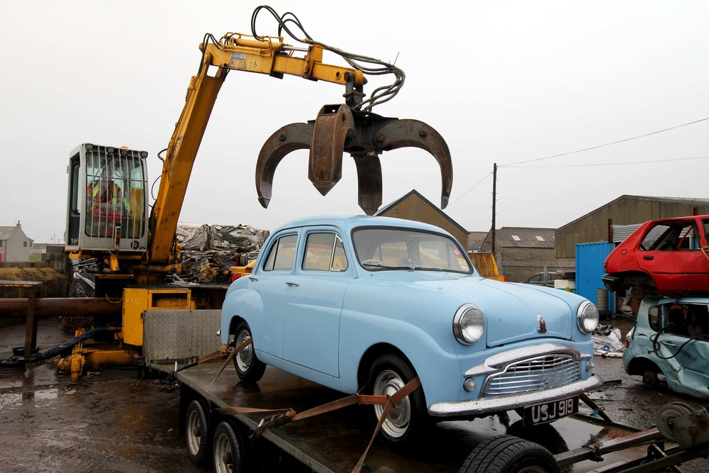 The DVLA has at last ended a saga that started in late 2017, when Ford were due to scrap an immaculate 1959 Standard Ten as part of their scrappage scheme. The Standard currently resides at the Dundee Motor Museum where it is looked after by volunteers and the Standard Motor Club's Bob Alexander. Now it is to be prepared for an MoT and driven by the  PC  team from the museum and straight to the  Practical Classics  Classic Car and Restoration Show with Discovery on March 22-24. Read the full story in the new issue!