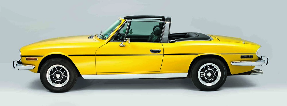 The Triumph Stag is in a class of its own – and for all the right reasons. It's the only affordable British-built four-seater convertible with a V8 engine, and thanks to stylist Michelotti it also happens to look pretty damned handsome. Find out how to buy one in our exclusive guide – in the new issue of Practical Classics!