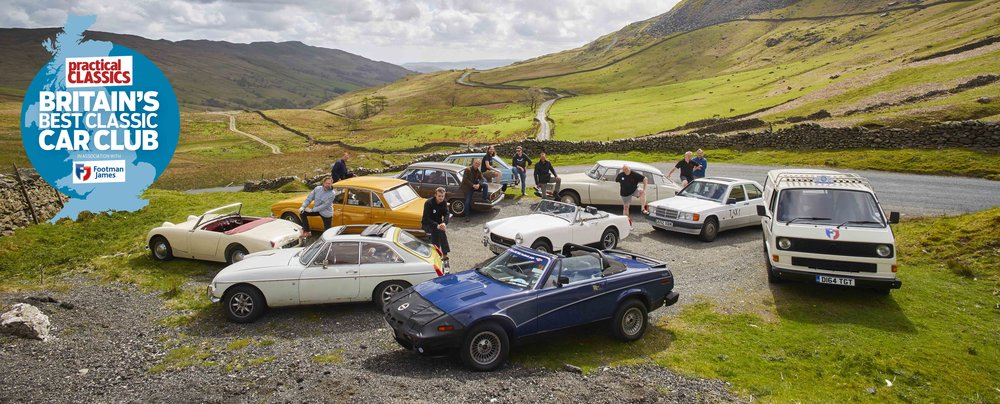 Week 1 - June 24-28   Monday June 24 - 4pm-8pm: Pembrokeshire Classic Car Club, Pembroke Dock Heritage Centre, SA72 6WS    Tuesday June 25 - 11am: Scenic drive to Penarth via Brecon/the Black Mountain Road.  Tuesday 4pm-8pm: South Wales Classic Car Club, Ysgol y Deri, Sully Road, Penarth CF64 2TP    Weds June 26 - 9am: Bridgewater to Paignton via Exmoor, Lynmouth and Dartmoor.  Weds 4pm-8pm: Torbay Old Wheels Club, The Blagdon Inn, Paignton TQ4 7PT    Thurs June 27 - 10am: Paignton to Hampshire via Dorset coast.  Thurs 4pm-8pm: Locks Heath Classic Car Club, The Strawberry Field Tavern, SO31 6DX    Friday June 28 - 11am: The Hickstead Hotel to Storrington, via Brighton and South Downs.  Friday 4pm-8pm: Storrington And District Classic & Sportscar Enthusiasts, The Spur, Arundel BN18 0NE.       Week 2 – July 1-5   Monday July 1 - 4pm-8pm: Scotch Piper Classics, Scotch Piper Inn, Lydiate, L31 4HD    Tuesday July 2 - 10am: Preston to Warrington, via the Forest of Bowland  Tuesday 4pm-8pm: North West Casual Classics, RAF Burtonwood, Old Hall, WA5 9YZ    Wednesday July 3 - 10am: Ironbridge to Silverstone via the Severn Valley Railway.  Wednesday 4pm-8pm: Silverstone Social Classic Car Club, Turweston Aerodrome, NN13 5YD    Thursday July 4 - 10am: Peterborough to Ipswich via The Fens, Ely and Lavenham.  Thursday 4pm-8pm: East Coast Retros, The Rose Inn, Shotley, Ipswich OP9 1NL    Friday July 5 - 4pm-8pm: H Town Classic & Dub Club , The Hitchin Lavender, Caldwell Farm, Ickleford SG5 3UA