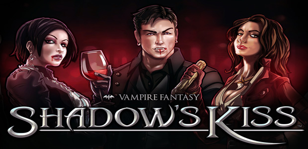 Shadow's Kiss Logo 620 x 300