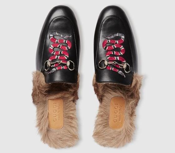 Slippers de Gucci