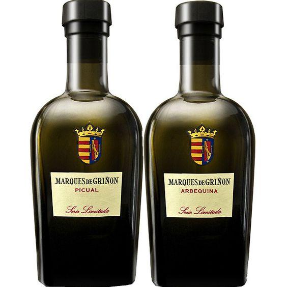 Aceite Arbequina de Marqués de Griñón