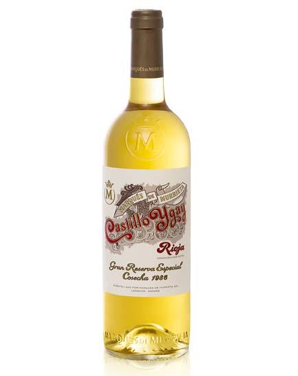 El primer vino español en alcanzar 100 puntos en la lista Robert Parker: Castillo Ygay