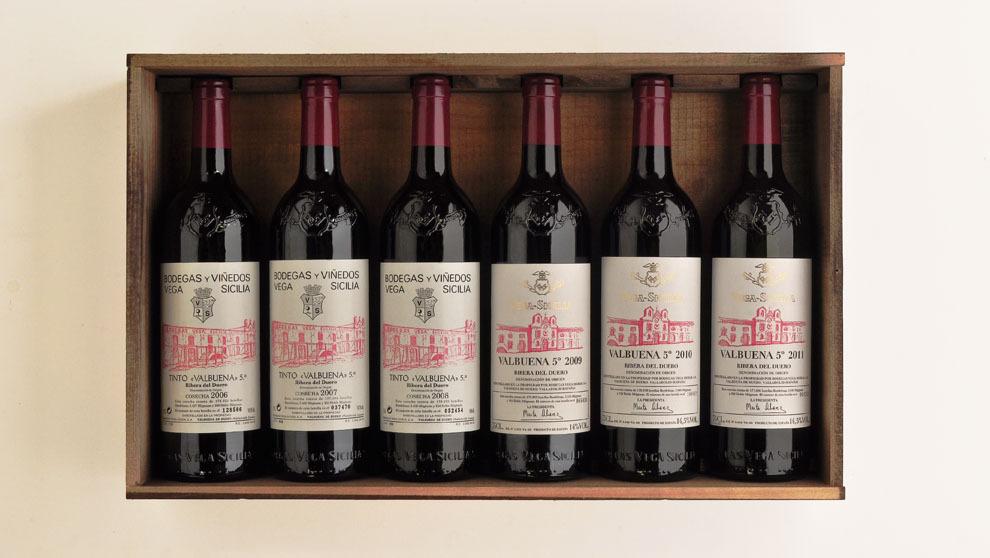Pack vinos Vega Sicilia