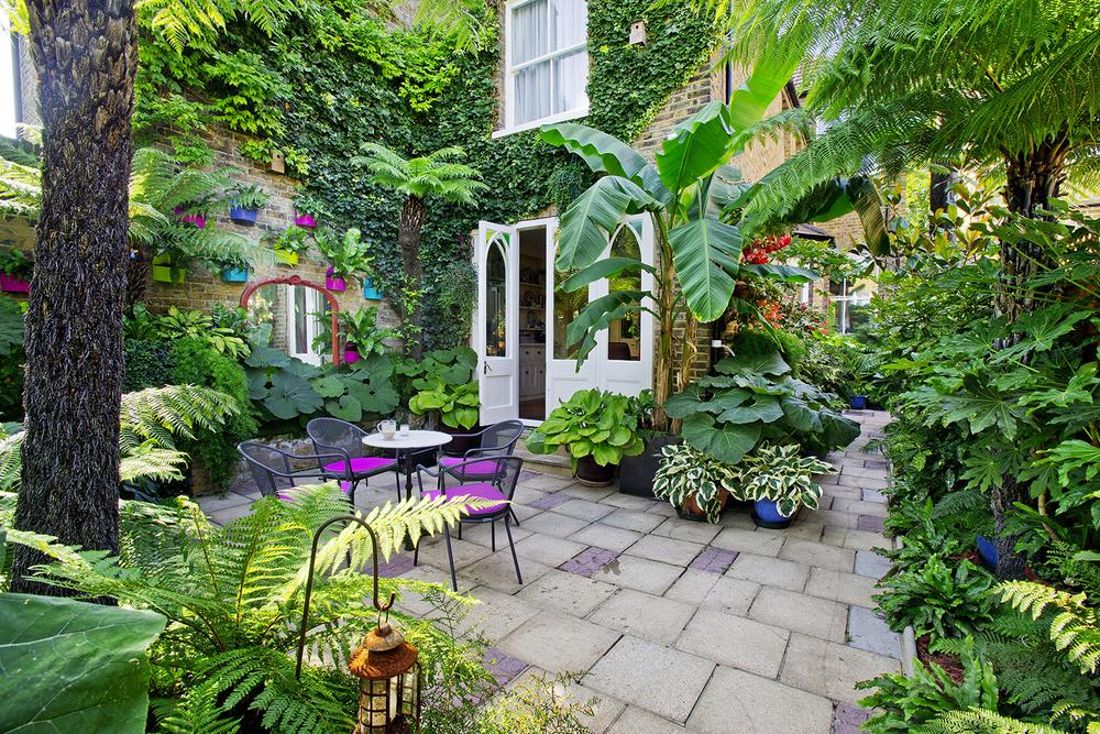The Jungle Garden Garden Answers