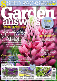 this special issue of garden answers is packed with ideas for gardeners who love the cottage garden look relaxed colourful and full of flowers - Garden Answers