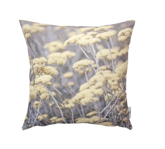 Helichrysum cushion £49.50