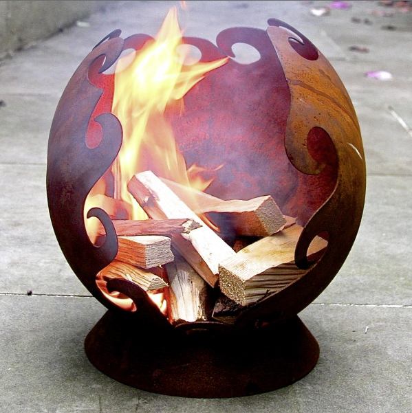 Mini flames fire pit £54.95