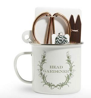 Copper gardeners mug gift set Marks and Spencer 0333 014 8000; www.marksandspencer.com