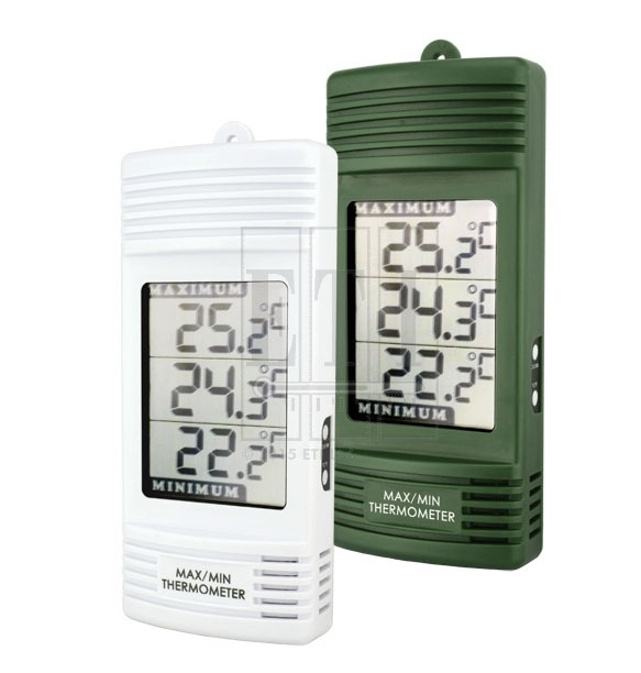Digital greenhouse thermometer £9.99 Electronic Temperature Instruments 01903 202151; www.thermometer.co.uk