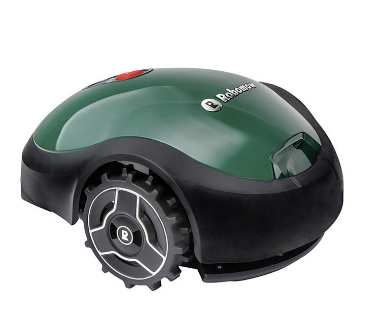 Robomow RX12U £499 John Lewis 03456 049 049; www.johnlewis.com