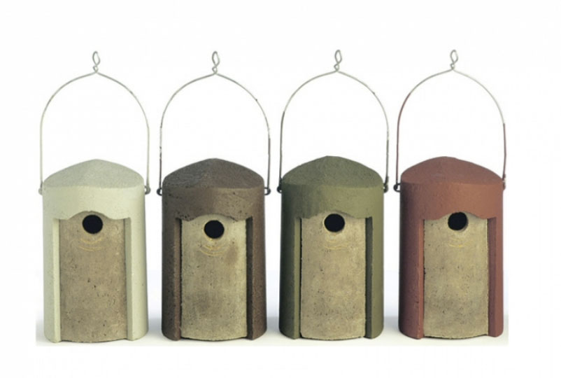 Schwegler nest boxes 24.75 each (select hole size when ordering) Gardenature 01255 514451; www.gardenature.co.uk