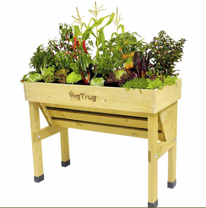 Vegtrug wall hugger £99.99 Dobies 0844 967 0303; www.dobies.co.uk