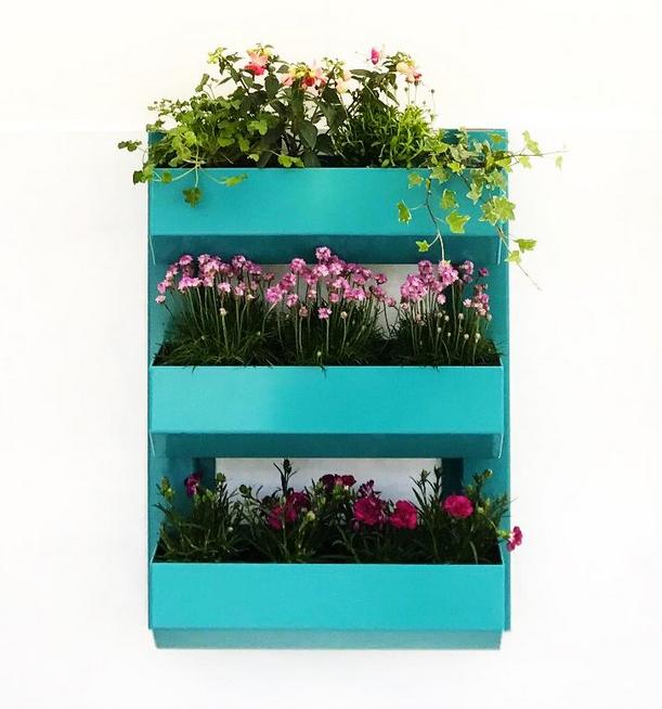 Garden Wall Planter, £189