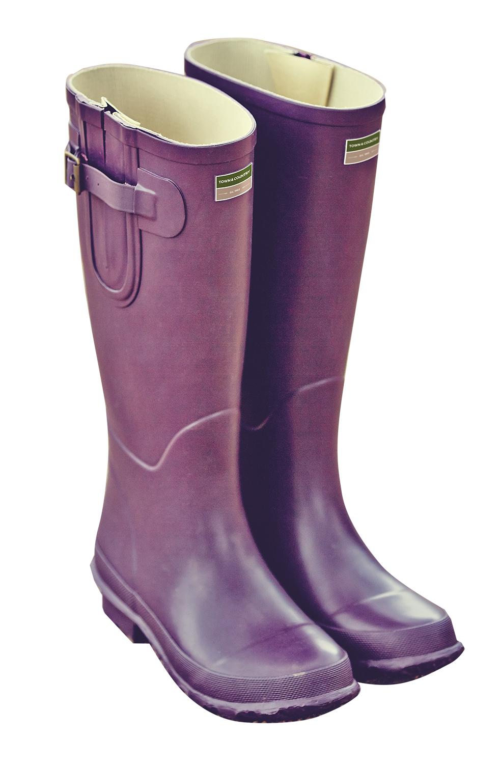 Bosworth Wellington Boots
