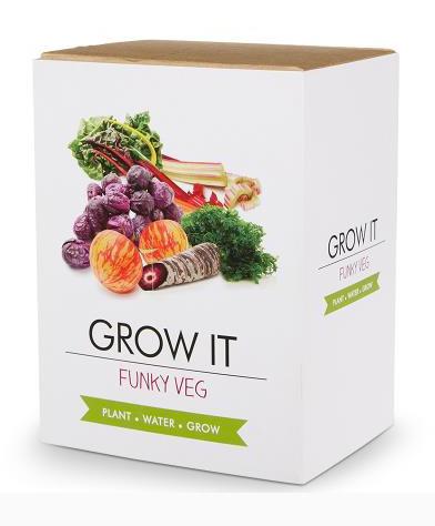 Grow it funky veg kit