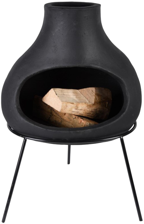 Black terracotta bulb heater