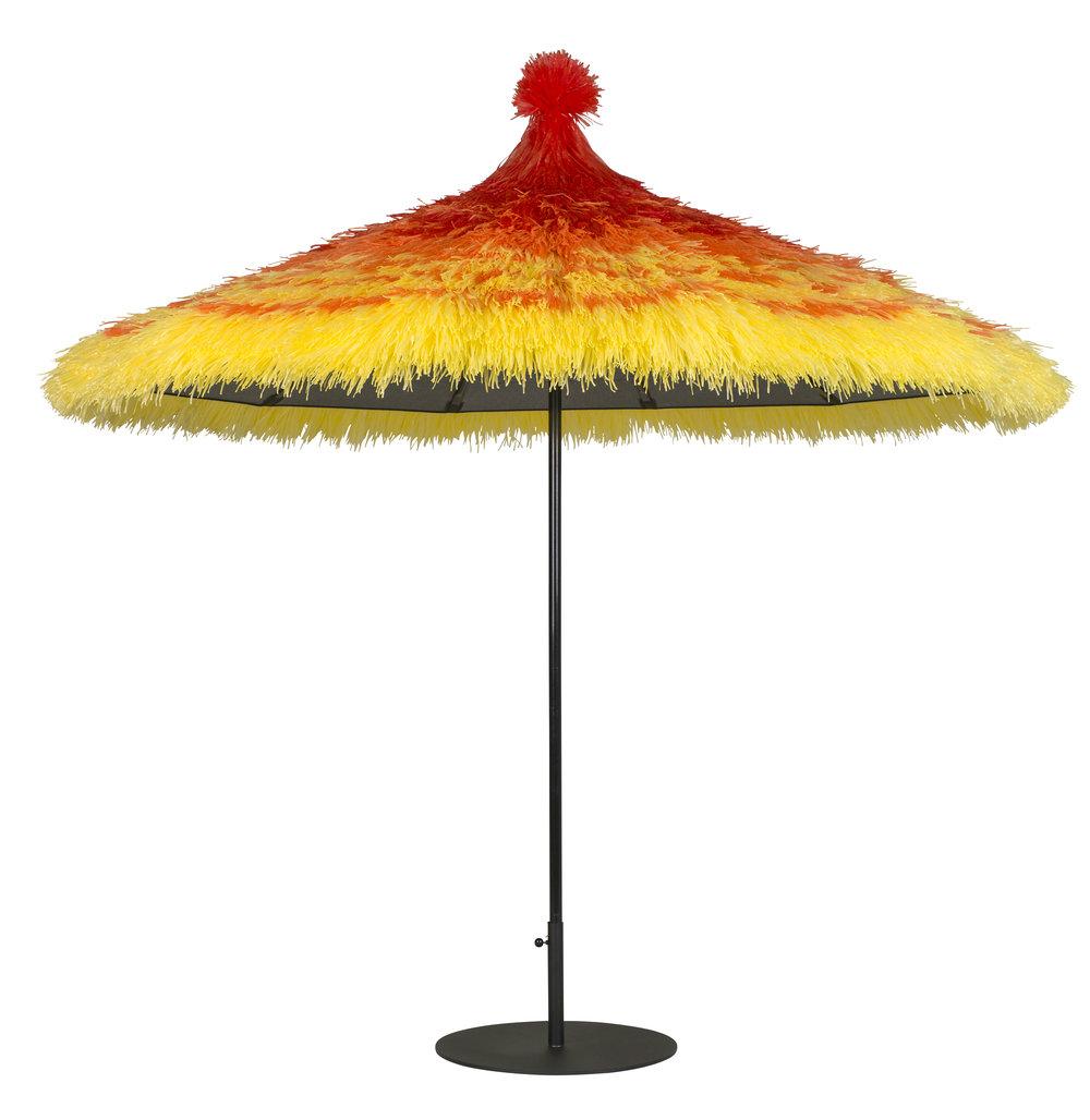 Sywawa Tahiti garden parasol