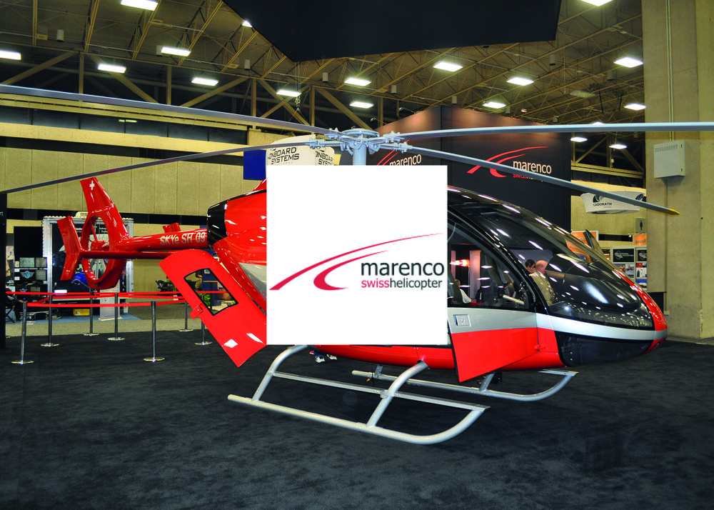 MARENCO SWISSHELICOPTER